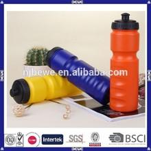 Outdoor equipment PE 750ml plastic sports bottle