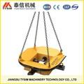 Appreil de brise beton, KP450S, pieu destructeur circulaire, utilisable sur differents terrains