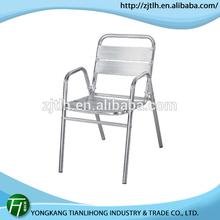 specialized suppliers garden chair aluminum/restaurant metal aluminum chair