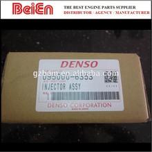 Excavator SK200-8 DENSO Fuel injector 095000-6353