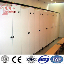 phenolic boards toilet cubicle partition
