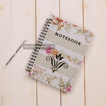 2015 Hollow-out decorative pattern Annatto cover high-end notebook