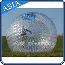 CE TPU/PVC Inflatable Hamster Grass/Aqua Zorb Ball