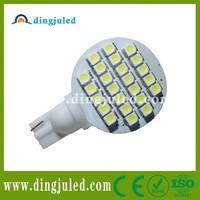 Car led side mirror signal light 3528SMD T10 LED