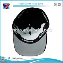 Wholesale Custom blue flex fit baseball hats Manufacturer