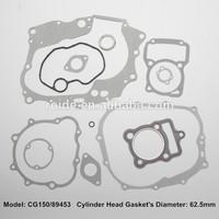 Motorcycle gasket kit CG150