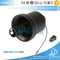 06D115408B 06D 115 408B Oil filter housing cover cap for Audi A4 A6 VW