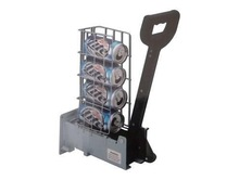 New Type Popular in the Market Multi-Load Can Crusher 16oz 6 Cans per Time with All the Accessories