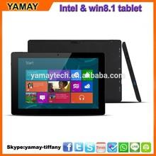 intel baytrail z3735f quad core , IPS screen1280*800,tablet pc 10 inch window gps 3g