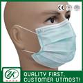 venta caliente de alta calidad de mascarillas quirúrgicas