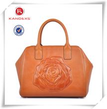 2015 New Arrival Genuine Leather Women Handbag,Vintage Bag