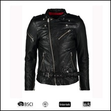 2015 Fashion Personality Burst Mens Winter Small Leather Lapel Jacket Coat