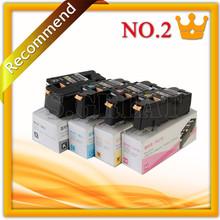 Color Printer Toner 1355 compatible printer cartridge 1355C for Dell 1250C 1350CNW 1355C 1355CN 1355CW printer