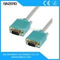 Vga cable de euroconector/filtro de ruido cable vga/vga a hdmi cable