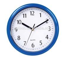 2015 hot sale Cheap 9 inch wall clock