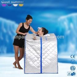 ANP-329TMF deluxe ceramic sauna far infrared sauna for skin beauty for Chile fir portable dome sauna