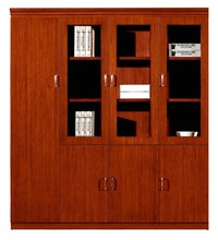High quality wooden file office filing cabinet C0406