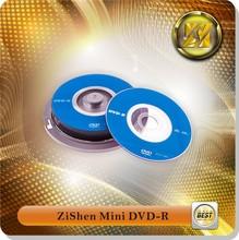 Shaped Mini Dvd Good Quality Mini Dvd R 50Pcs/Shrink Pack Mini Dvd