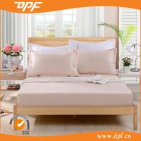 elegant design hotel bed sheet for sale