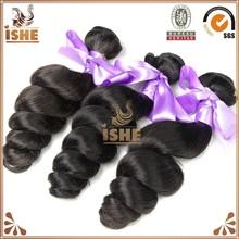cheap 100% unprocessed wholesale virgin brazilian hair dark brown brazilian hair
