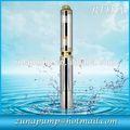 Jub mini série centrifuge submersible profonde pompe de puits d'eau