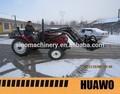 เครื่องจักรกลการเกษตรรถแทรกเตอร์สวน4wdรถบรรทุกขนาดเล็ก