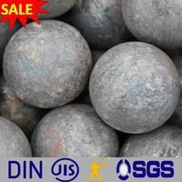 Dia 40mm superhigh chrome alloy casting grinding steel ball