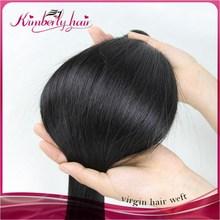 100% unprocessed virgin human hair extensions buy one get one free
