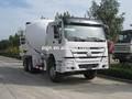 12 cbm caminhão betoneira carrosusados para venda na bélgica