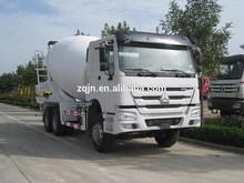 cbm 12 howo camión mezclador de concreto cochesdeocasión para la venta en bélgica