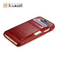 Wallet Leather Phone Cover Heavy Duty Case For iPhone 6