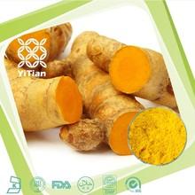 Halal Certified 100% Natural Curcumin 95