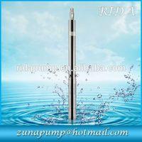 QJ Multistage Super Submersible Deep Well Pumps Ebara Vertical Centrifugal Pump