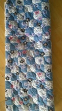 100% Polyester Quilted Fabric For garment home textile