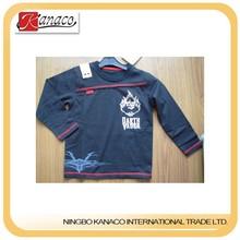 Newest design high quality children plain t-shirt dresses