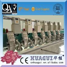 HUAGUI high quanlity embroidery rhinestone setting machine