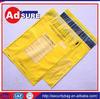 Custom Cash Bag Security Seals/Custom Made Coin Bank/Plastic Adhesive Clear