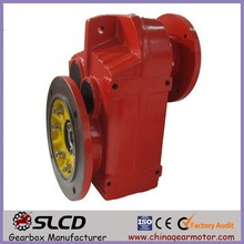 F series parallel shaft speed reducer gearbox for conveyor