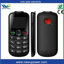 big button old man senior gsm cheap china mobile phone