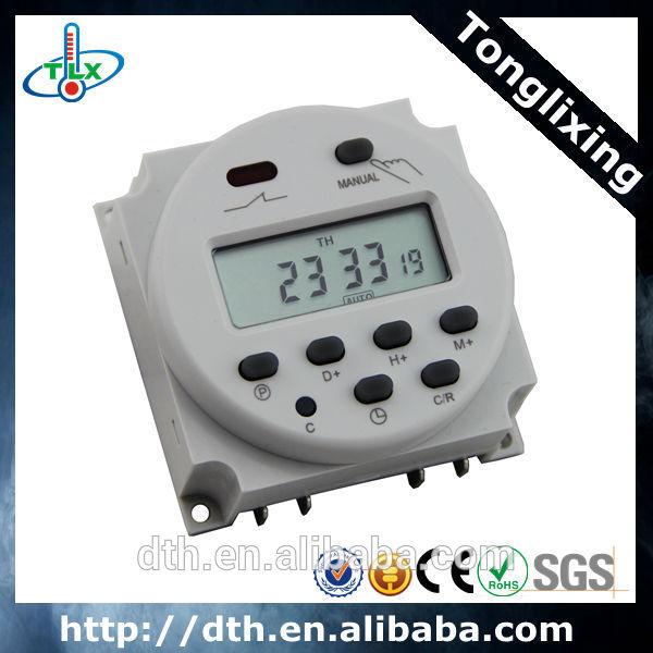 porogrammable Countdown timer mit licht timer schalter für eieruhr