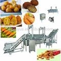 große kapazität kontinuierliche Falafel friteuse