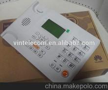 Inalámbrico fijo gsm de teléfono/f501 huawei teléfono gsm de escritorio