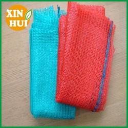 firewood mesh bag,foldable bag ,pp leno firewood mesh bag