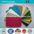 Compuesto de aluminio paneles de instalación fabricante en China