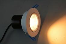 Indoor High Power COB LED Downlight Superb Heat Sinking