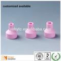 de alta temperatura de cerámica resistente al gas boquillas