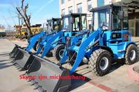 Front end shovel for Germany wheel loader ZLY912 with yuchai/Cummi.ns/deutz diesel engine,Pilot Control Big Cab