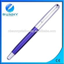 top quality commercial metal roller pen,roller ball pen