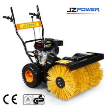 gas powered sweeper, 6.5hp loncin engine,home clean snow machine