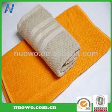 Economic bamboo design bath towels